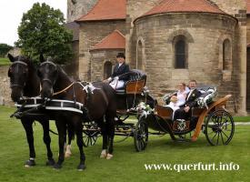 Foto 2 Hochzeitskutschen - Kutschfahrten - Kremserfahrten