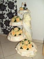 Foto 3 Hochzeitstorten vom Tortentempel