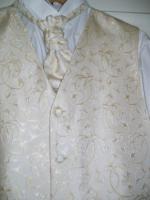 Foto 2 Hochzeitsweste, Krawatte+Hemd