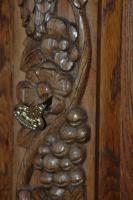 Foto 9 Holländischer Eiche Kissenschrank, Renaissance Stil
