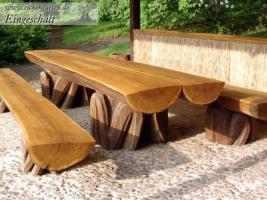 Foto 5 Holz Gartenmöbel Sets