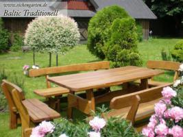 Foto 7 Holz Gartenmöbel Sets