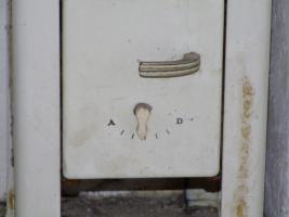 Foto 3 Holz Kohle AEG Küchenherd Küchenofen Omas Ofen Kohlen