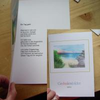 Foto 16 Holz-Speckstein- Lederarbeiten, Gemälde, Karten, das  Buch KOPFSALAT