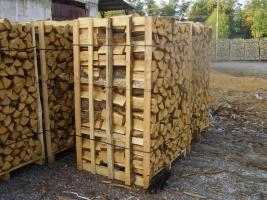 Holz, Brennholz, Kaminholz, Buche, Eiche, Birke, Palleten holz,