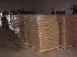 Foto 6 Holzbriketts f�r � 110.- und Holzpellets f�r � 120.-