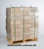 Holzbriketts Vulcano RUF Premium Qualität