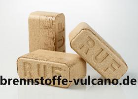 Foto 3 Holzbriketts Vulcano RUF Premium Qualität