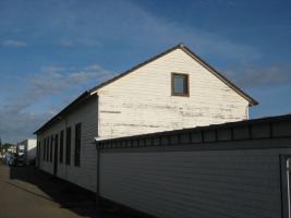Foto 2 Holzhalle (ca. 35m x 7,51m x 4m) kostenlos abzugeben
