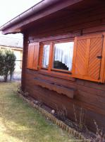 Foto 2 Holzhaus 24 qm in einer Kleingartenkolonie in Britz