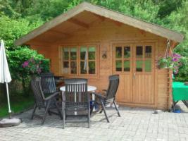 Foto 3 Holzhaus für Kleingarten