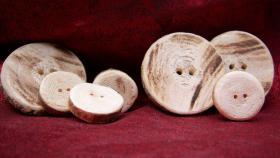 Holzknopf, Holzknöpfe, BIO, Naturprodukt, Einzelstücke, handarbeit, Schließer