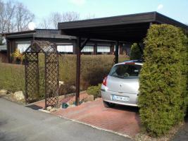 Foto 2 Holzmobilheim mit Wintergarten zu verkaufen