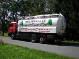 Pelletssilowagen