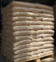 Holzpellets mit dem Transport für 130 € pro 1 Tonne