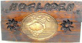 Holzschild,Holzschilder