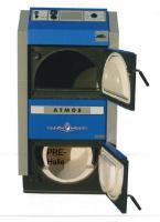 Holzvergaser Atmos DC 22 GSE 23 kW. VORTEILS-Paket. prehalle