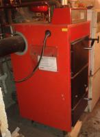 Holzvergaserkessel für Scheitholz HV-17 von der Firma Künzel