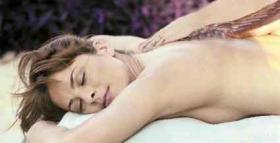 verschiedene Massagen
