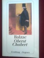 Honoré de Balzac, Ernst Weiß Titel: Oberst Chabert.