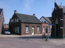 Horst - NL : Haus + geschaftsraum / wohnung