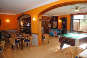 Hostal mit Restaurant auf Mallorca