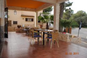 Foto 2 Hostal mit Restaurant auf Mallorca