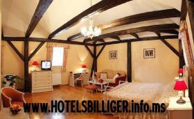 Hotel Constans**** Prag zum besten Preis