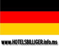 Hotels in Deutschland zum besten Preis