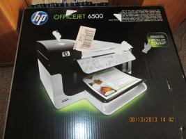 Hp-Drucker 6500, Multifunktion