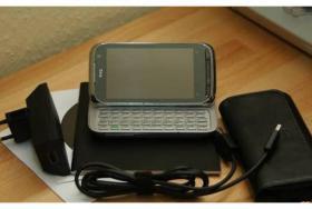 Htc touch Pro 2 mit Rechnung und Speicherkarte 4 gb
