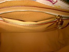 Foto 2 H�bsche wei�e Handtasche