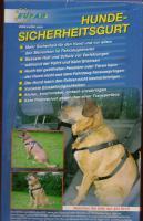 Hunde Sicherheitsgurt Grösse M