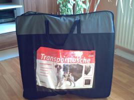 Hunde- Transportbox-  Groß- z.B. f. Schäferhund pp.