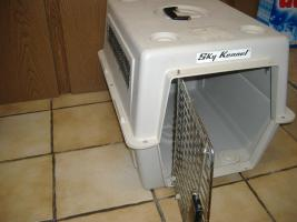 Hundebox/Flugbox für Hund/Katze