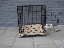 Foto 2 Hundebox Hundezwinger Neu im Box Schwarz