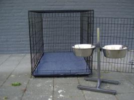 Hundebox Hundezwinger verschiedenen Großen Komplettpaket