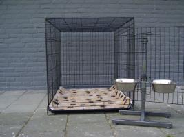 Foto 2 Hundebox Hundezwinger verschiedenen Großen Komplettpaket