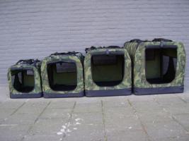 Hundebox Softbox Neu im Box Tarnung
