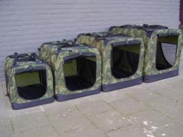 Foto 2 Hundebox Softbox Neu im Box Tarnung
