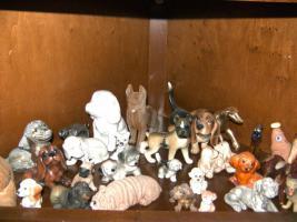 Hundefiguren - Sammlerstücke