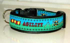 Hundehalsband ''Agility''