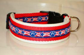 Hundehalsband ''American Style''