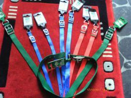 Hundehalsband Art Sportiv neu Gr. S M. XL rot blau grün. von Karlie