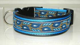 Hundehalsband ''Blau''