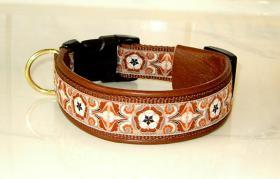 Hundehalsband ''Schoko''