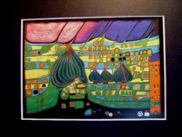 Hundertwasser - LAST WILL IN YELLOW