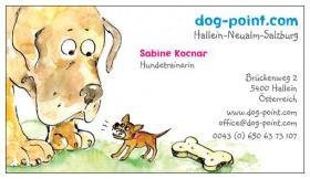 Hundeschule-Training-Therapie www.dog-point.com