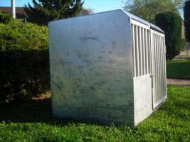 Foto 3 Hundetransportbox / Hundebox zu verkaufen - 110 € VHB