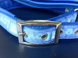 Foto 3 Hundhalsband - Set mit Leine